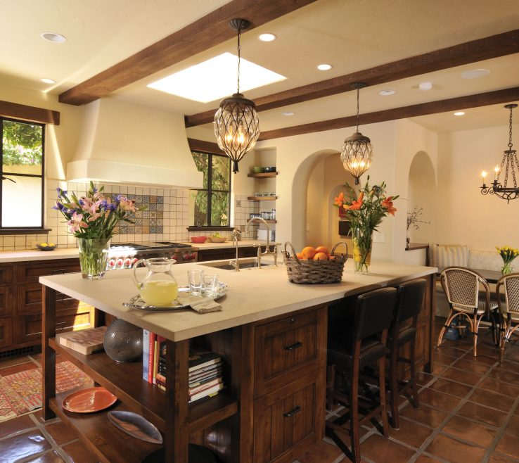 Beautiful Spanish Decor Ideas Of Kitchenspanish Kitchen In Sensational Picture Style Elegant