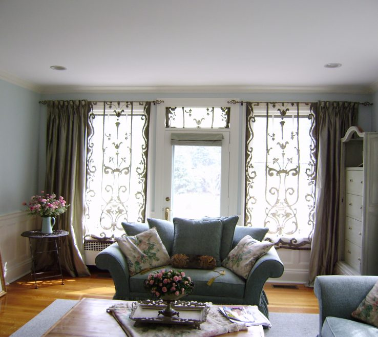 Beautiful Window Treatment Ideas For Living Room Of Full Size Of Family Room:family Treatments Modern