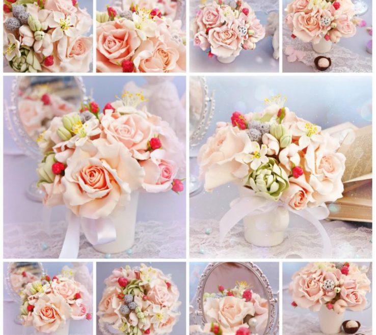 Bedroom Flower Arrangements Of Flowers In Cup, Arrangements, Christmas Gift, Christmas