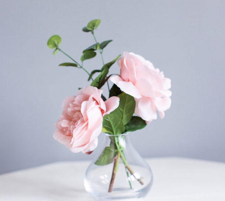 Bedroom Flower Arrangements Of Special Blue Ideas New H Vases Bud
