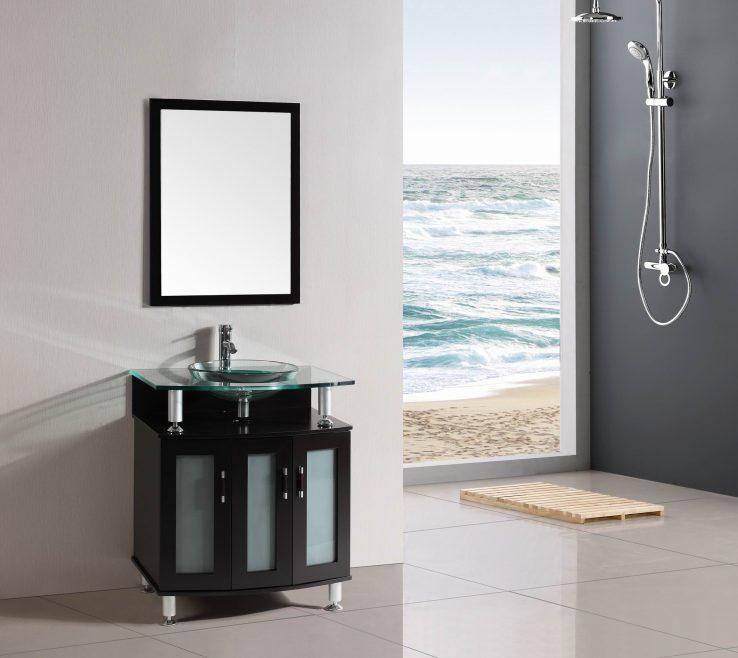 Best Modern Bathroom Of Buy Andamp Contemporary Glass Vanities Andamp Vanity
