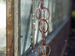Decorative Downspouts Rain Chains