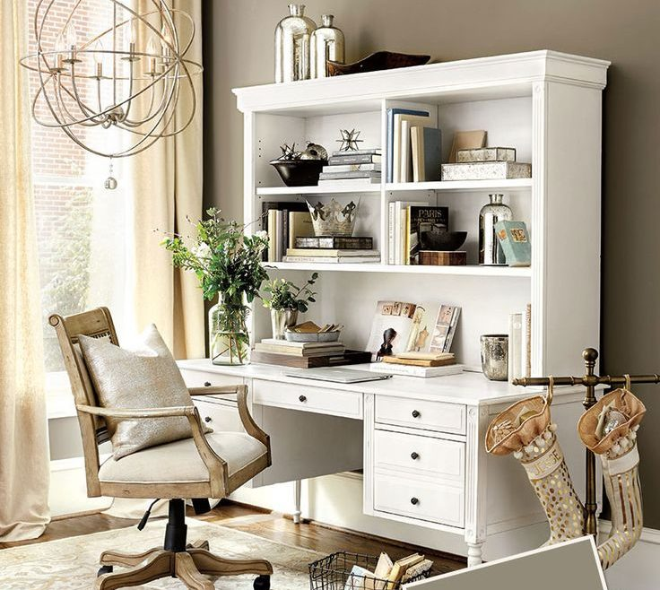 Brilliant Room Color Inspiration Of Best Home Office Images On Inspiration