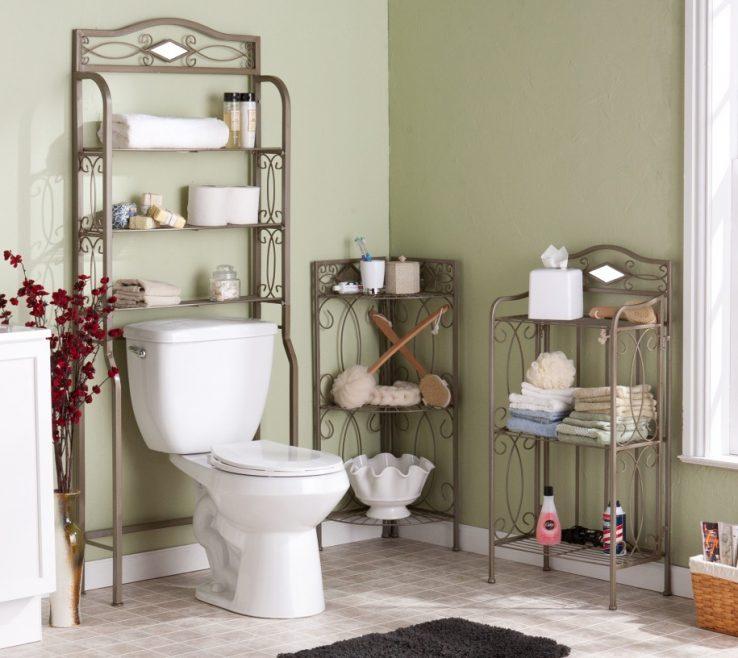 Brilliant Unique Shelving Units Of Image Of Bathroom