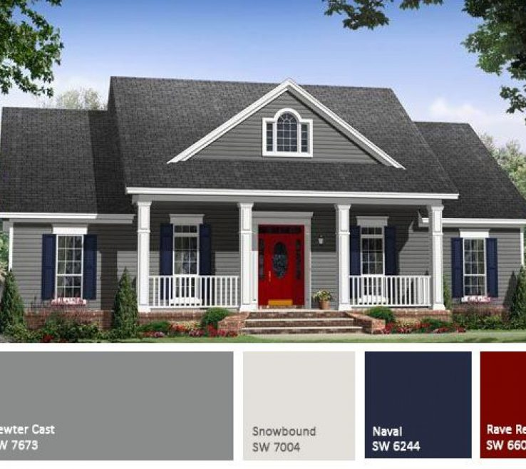 Captivating Exterior E Paint Color Ideas Of Some Shades Of Green Best Stucco Colors