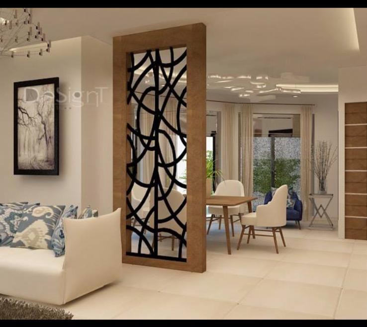 Captivating Interior Partitions For Homes Of Separé Separation Salon, Partition Design, Home Design,