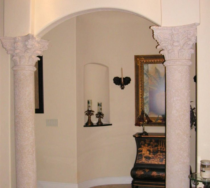 Captivating Interior Pillars Of Columns And Arches #stairs Pinned By Www.modlarreview