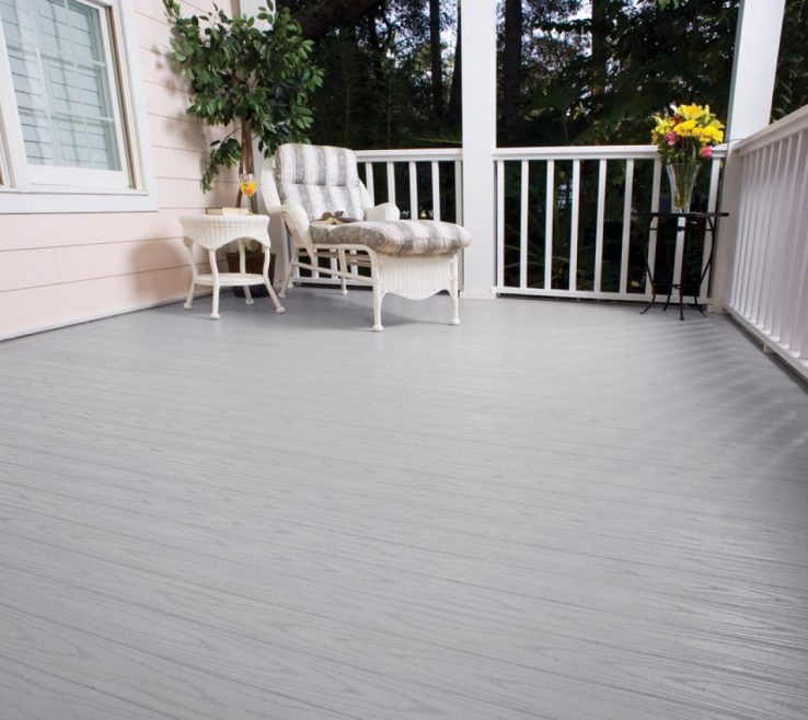 Captivating Outdoor Floor Design Of Porch Flooring And Foundation
