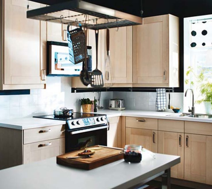 Captivating Space Saver Kitchen Design Of Saving Ideas For Small Kitchens