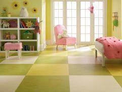 Green Flooring Materials