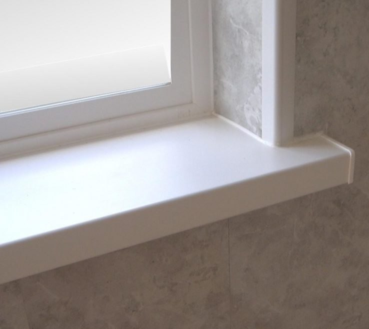 Charming Window Sill Ideas Of Image Of: Repair