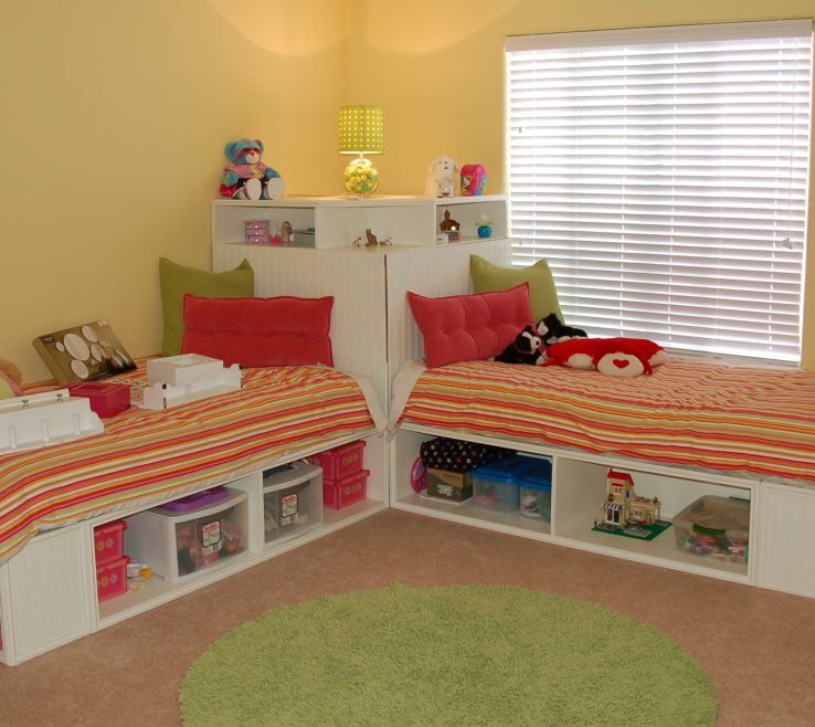 Childrens Storage Beds For Small Rooms Of Ana White Twin And Modified Corner Unit
