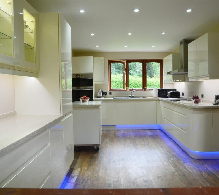 Cool Led Ceiling Lighting Ideas Of Homebase Kitchen Plinth Lights