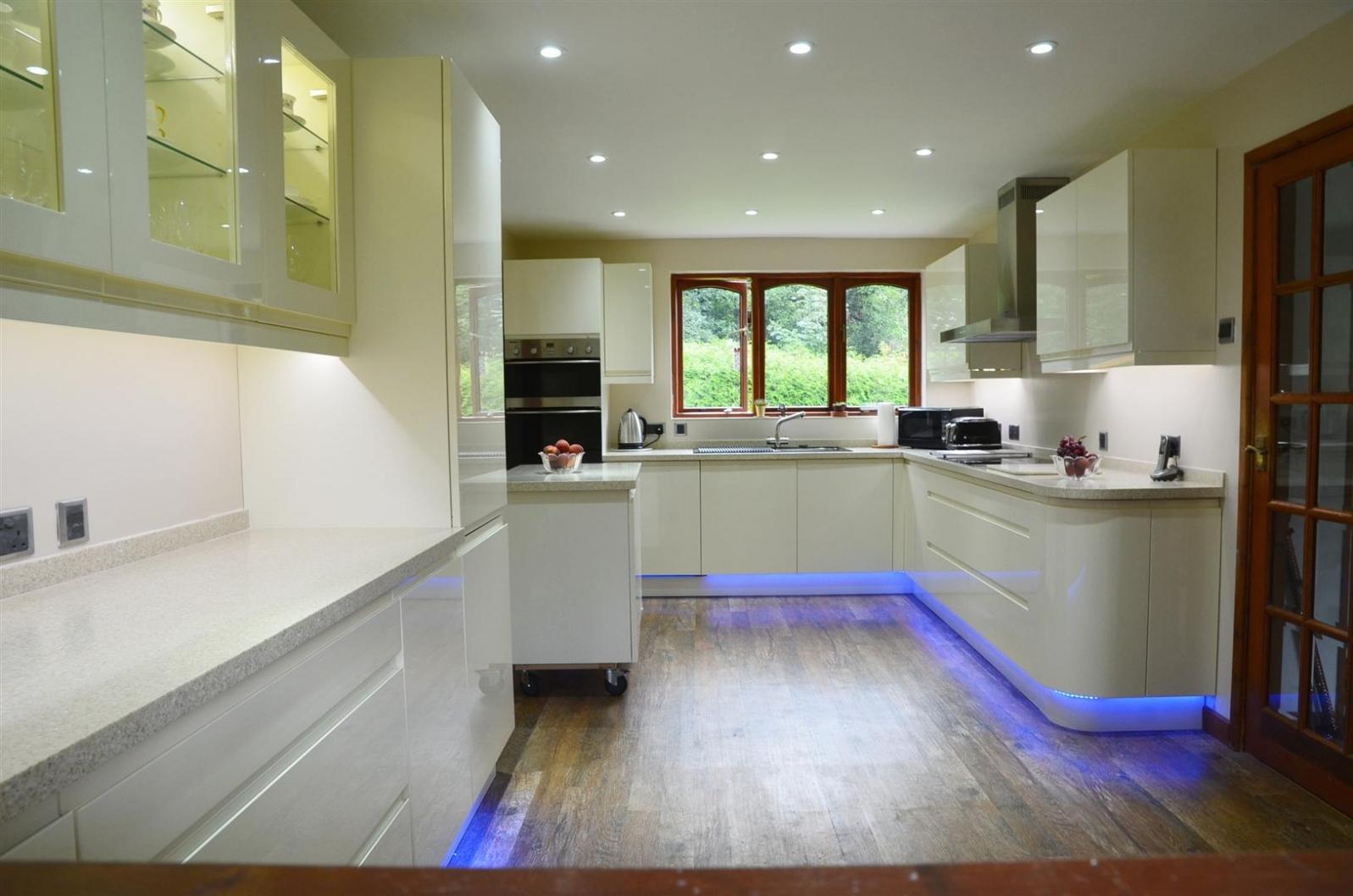 Homebase Kitchen Plinth Lights