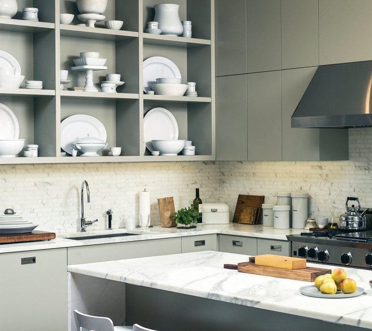 Cool Space Saver Kitchen Design Of Smart Space Saving Designs