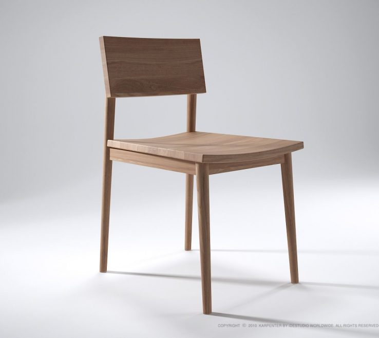 Cool Stylish Dining Chairs Of A Very Simple And Chair Which