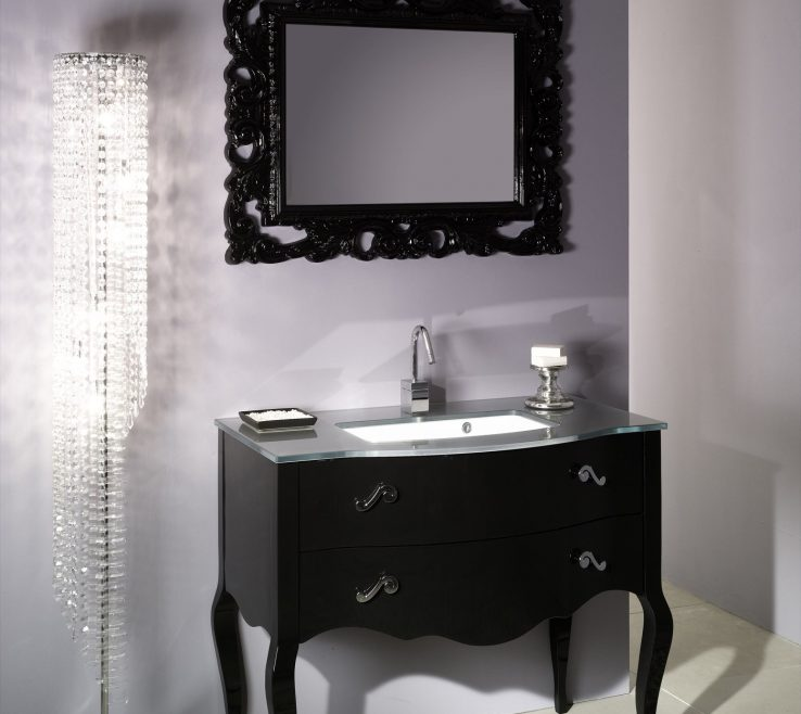 "Cool Unique Bathroom Vanity Mirrors Of 39"" Nameeks Iotti Boheme Nb3"