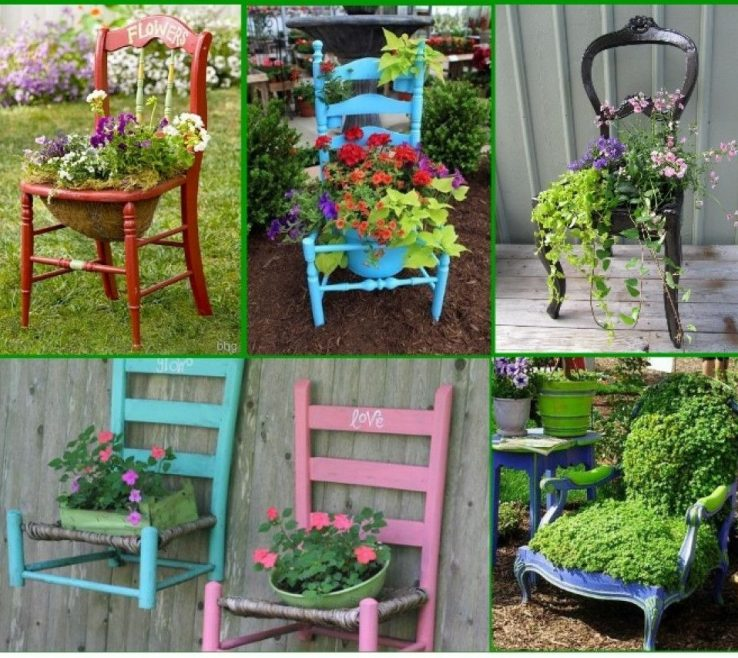 Creative Recycling Ideas Of Recycled Garden For Home 007 Smart Interior