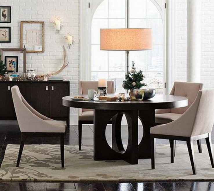 Dining Room Tables Contemporary Design Of Image Of: Sets