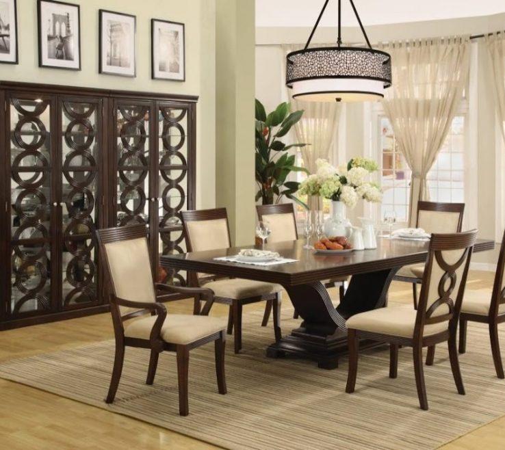 Elegant Dining Room Tables Contemporary Design Of Youtube Premium