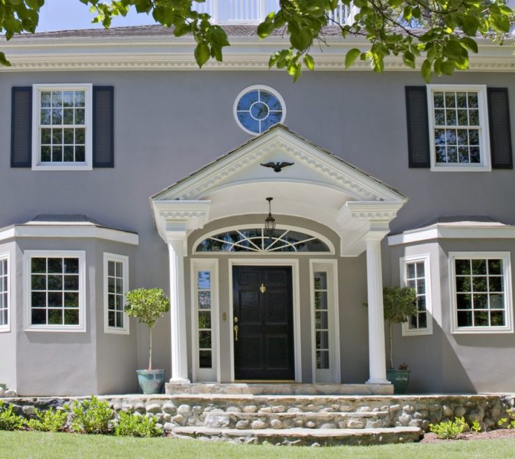 Elegant Exterior E Paint Color Ideas Of We Can Also Give You For Accents,