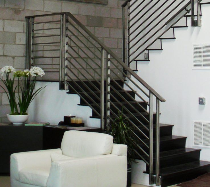 Elegant Indoor Stair Railing Pictures And Ideas Of Best Home