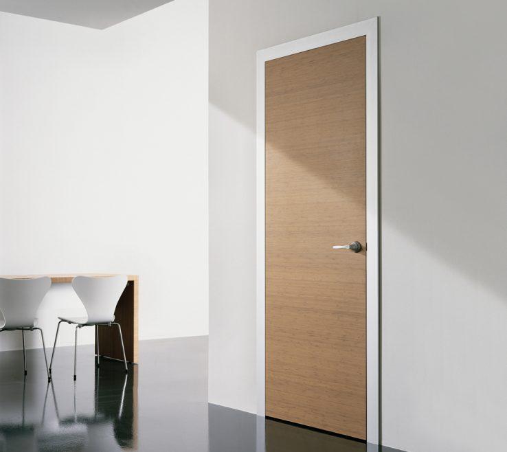 Elegant Interior Doors Modern Design Of Swing Doors, Contemporary Door Trim