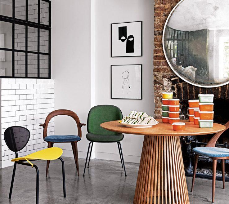 Elegant Mid Century Modern Interiors Of Mid Century Design