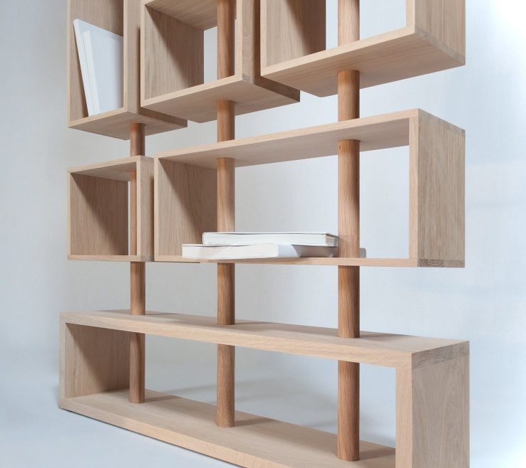Elegant Unique Shelving Units Of Accessories & Furniture,astonishing Natural Wood Modular