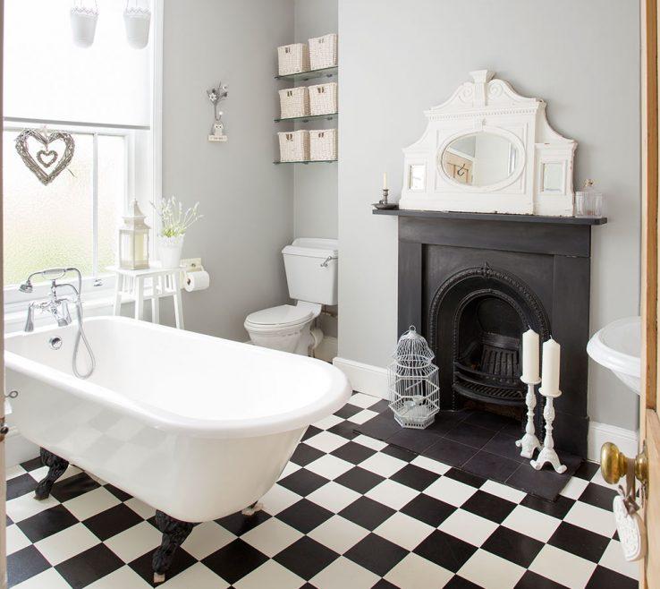 Enchanting Bathroom Tile Designs