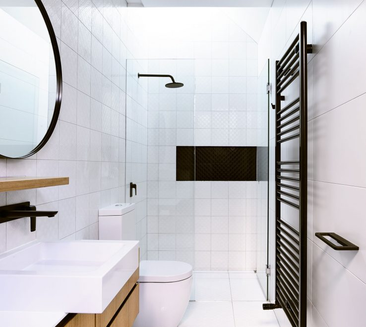 Enchanting Best Modern Bathroom Of With Window Skylight