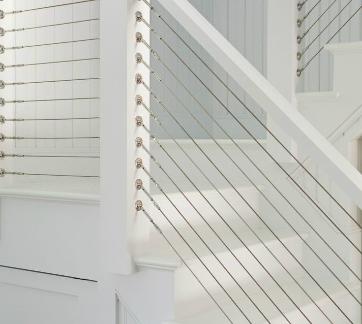 Enchanting Indoor Stair Railing Pictures And Ideas Of 29