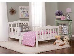 Mid Century Modern Baby Crib
