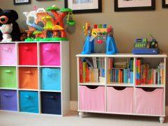 Modern Kids Storage