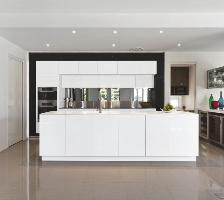 Enchanting Trends Of White Kitchen