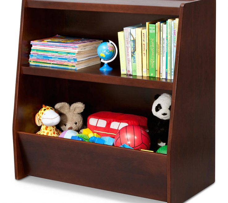 Endearing Modern Kids Storage Of Bookshelf With Design