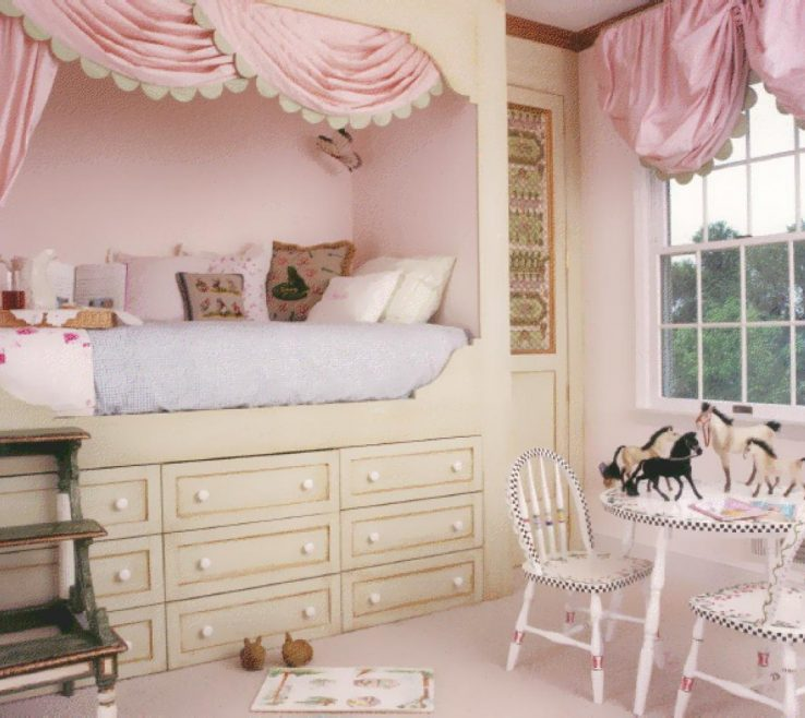 Enthralling Childrens Storage Beds For Small Rooms Of Kids