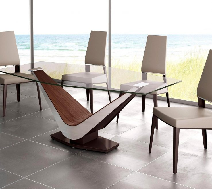 Enthralling Dining Room Tables Contemporary Design Of Full Size Of Set Round Table And
