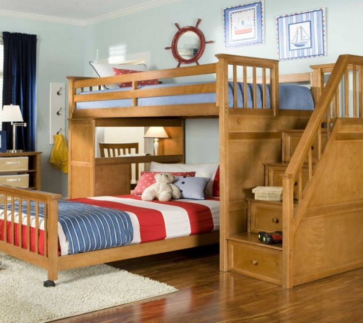Entrancing Childrens Storage Beds For Small Rooms Of Bed Bedrooms Maximize Space Loft With Desk