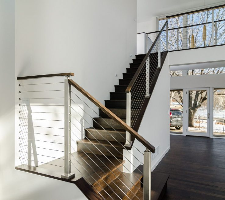 Entrancing Indoor Stair Railing Pictures And Ideas Of Systems Interior Your Isn