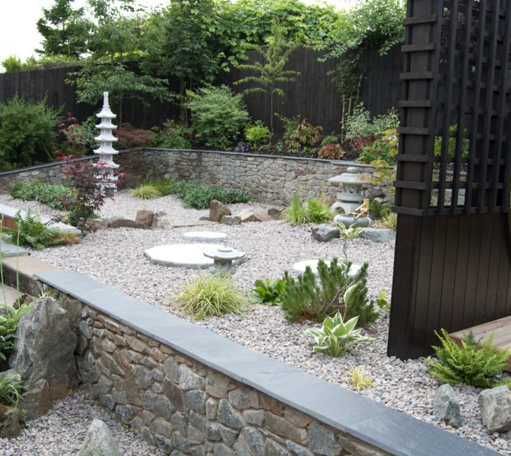 Entrancing Japanese Garden Ideas Of