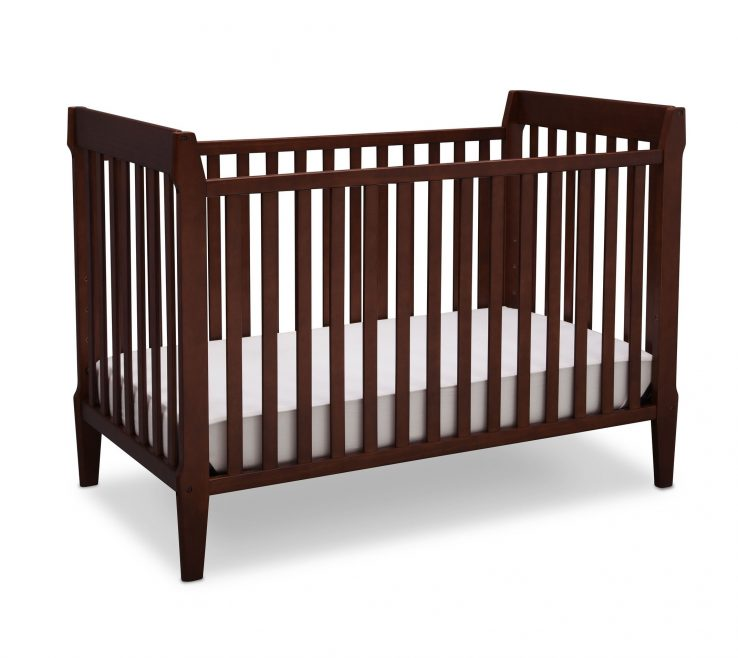 Entrancing Mid Century Modern Baby Crib Of Picture