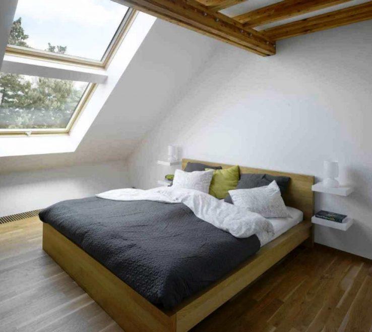 Exquisite Attic Bedroom Ideas Of Design