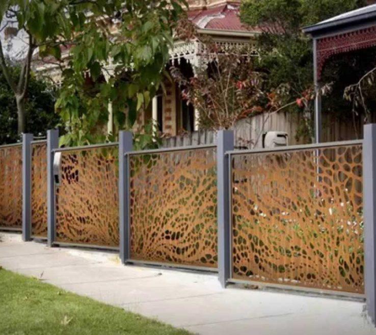 Exquisite Attractive Fences