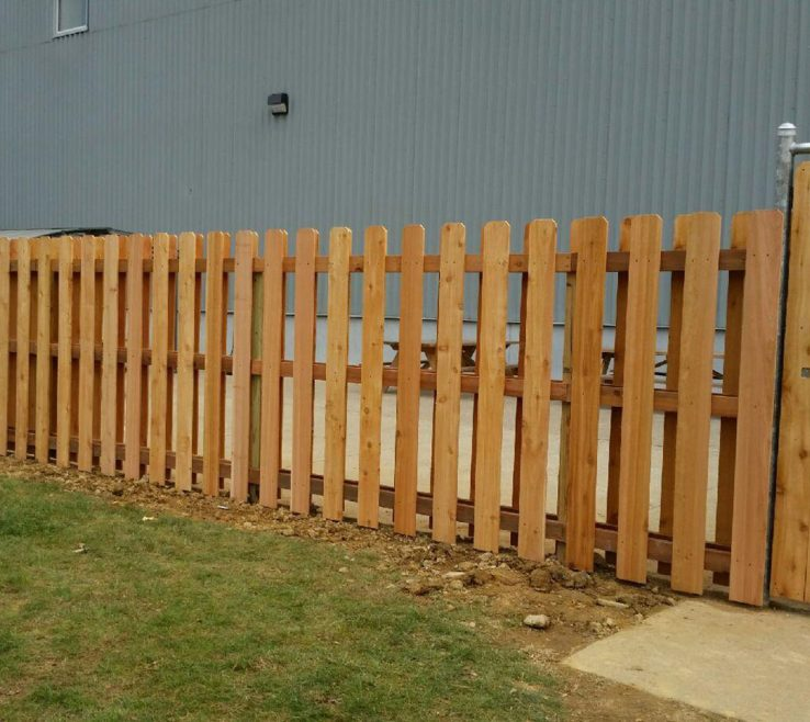 Exquisite Attractive Fences Of Cedar Privacy Fence Panel