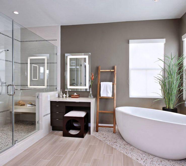 Exquisite Bathroom Tile Designs Of Trends. International Custom