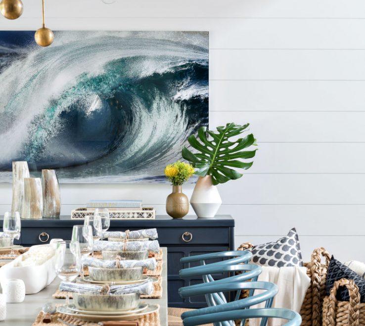 Exquisite Beach Home Interior Design
