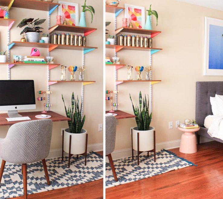 Exquisite Bedroom Office Desk