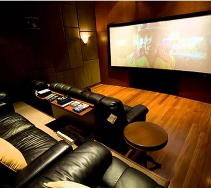 Exquisite Ideas For Theater Room