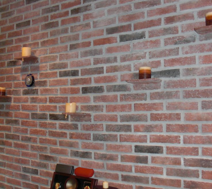 Exquisite Interior Brick Wall Tiles Of Awesome Installation Pictures Amazing Ideas Gallery Office
